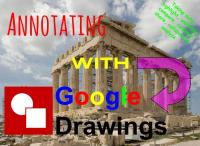 Annotating With Google Drawings