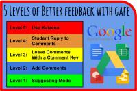 5 Levels of Better Feedback with GAFE (2)
